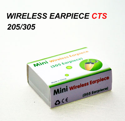 Wireless earpiece 1
