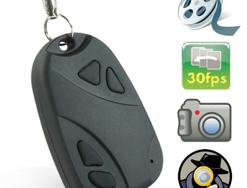 keychain Spy camera