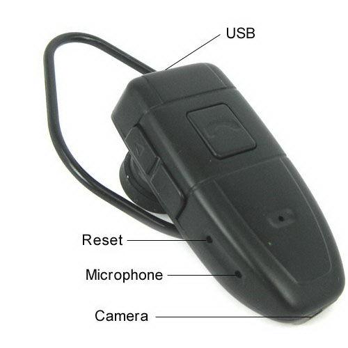 Bluetooth Hidden Camera 3