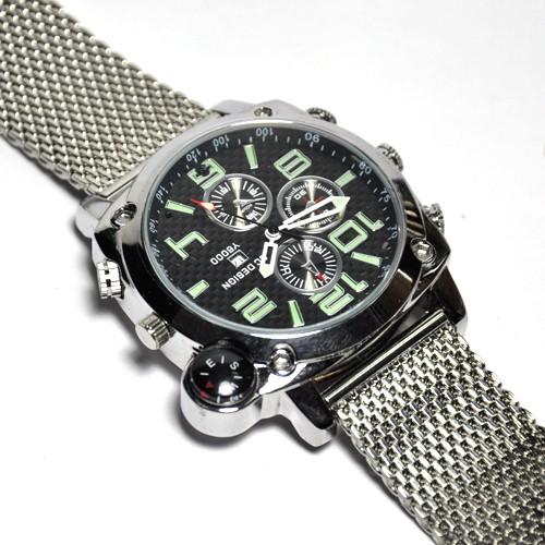 Compass Waterproof Watch DVR 3