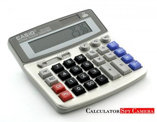 Hidden Spy Camera Calculator 3