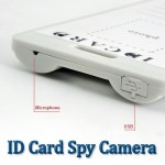 ID card hidden camera