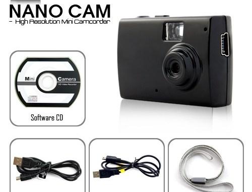 Mini DV Camcorder