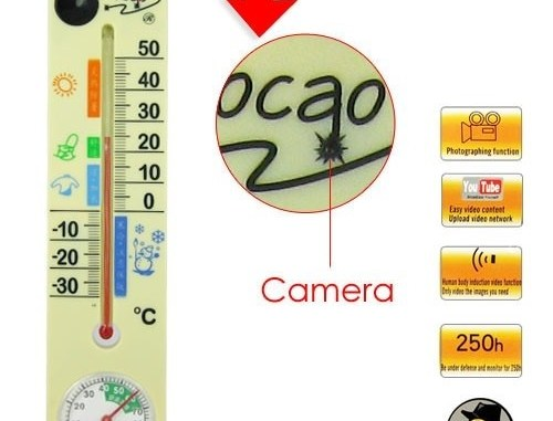 New Thermometer Style