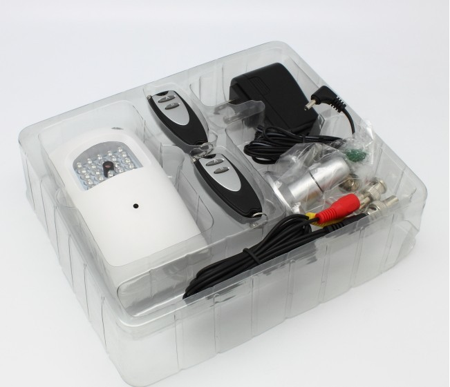 Sony CCD Motion Detector 2