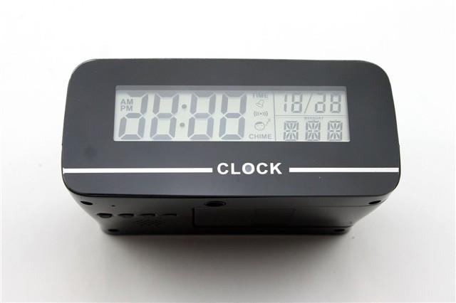 Table Clock Wireless Wifi Camera 2