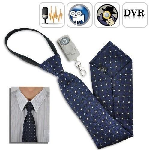 Tie Hidden Camera