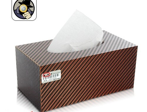 Tissue Box Spy Camera
