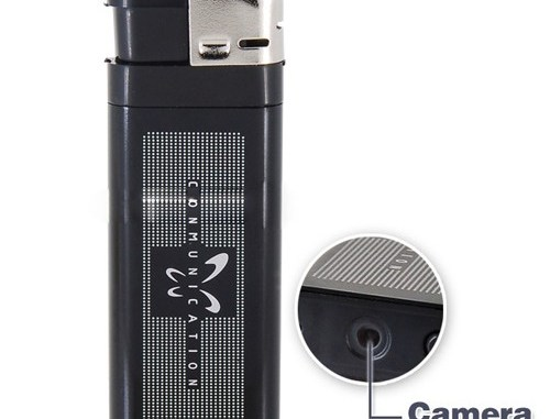 lighter DVR spy camera