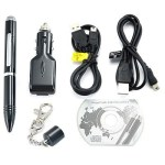 sound detection Pen camera