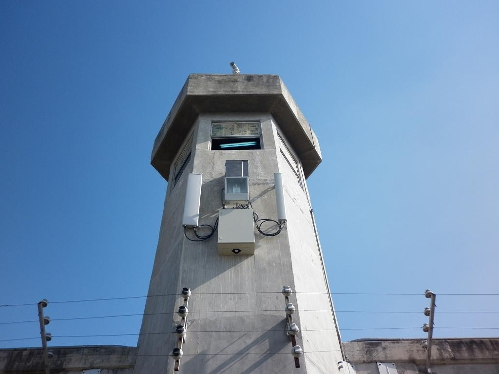 Prison Jamming system-Big power communication jamming system