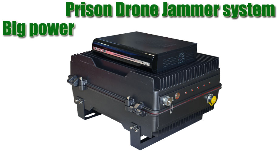 UAV Drone Defense Control System Drone Jammer system