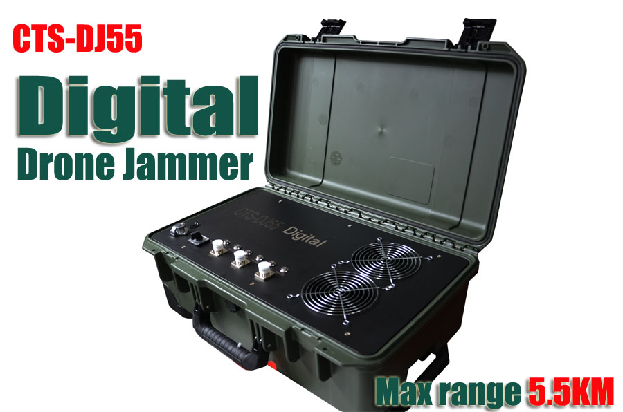 DJ55-DRONE-JAMMER