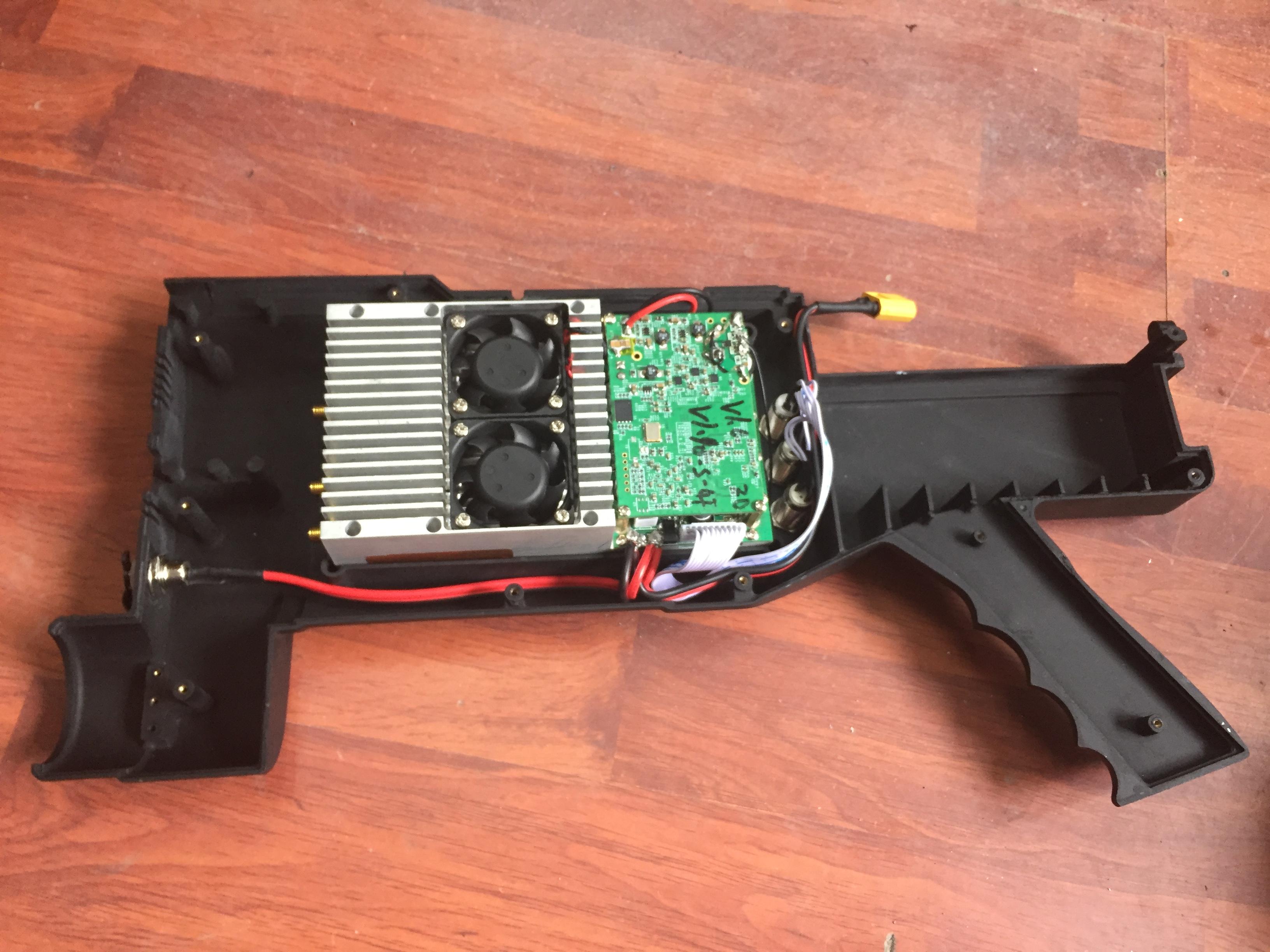 digital drone jammer gun 3