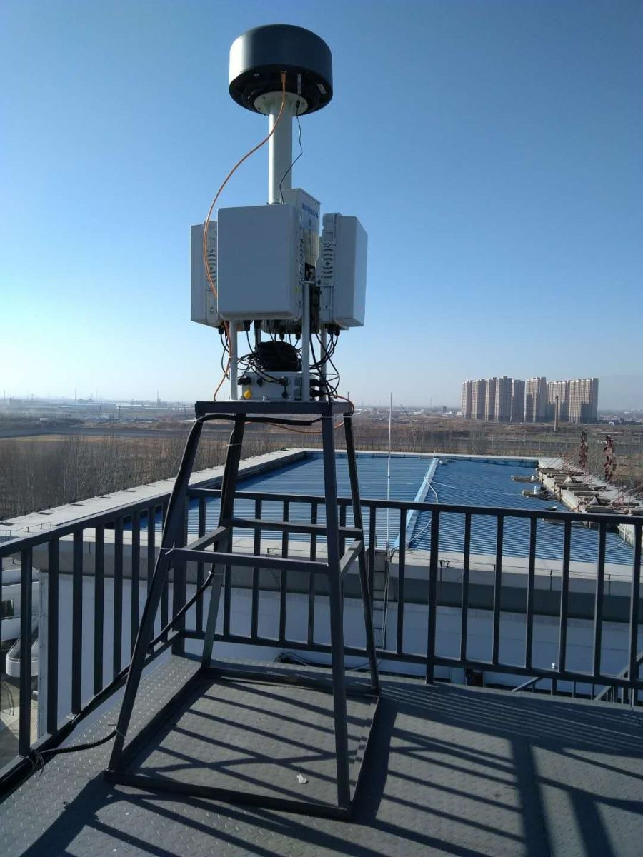 Anti drone system-Drone jammer with radar and EO/IR CTS-ADS01
