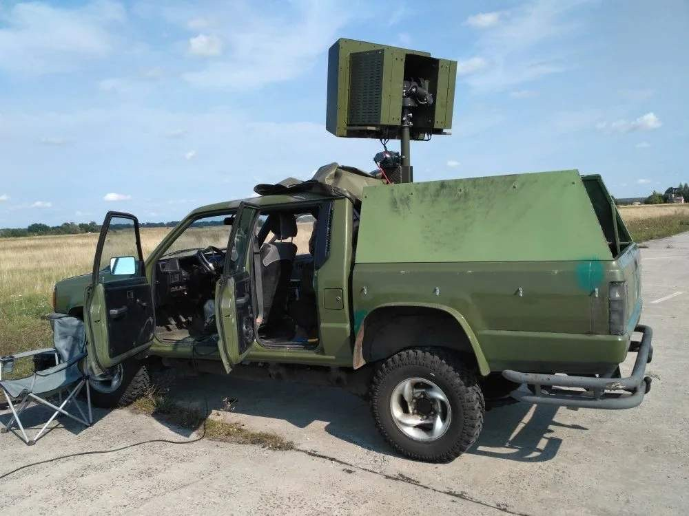 UAV Radar Detector