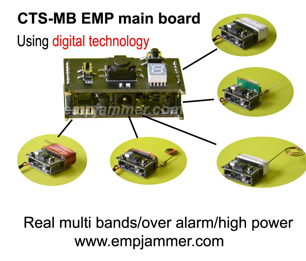 CTS-MB emp jammer