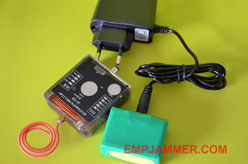 EMP JAMMER NO3202