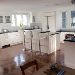 Kitchen Renovation Completed With Quartz Countertops