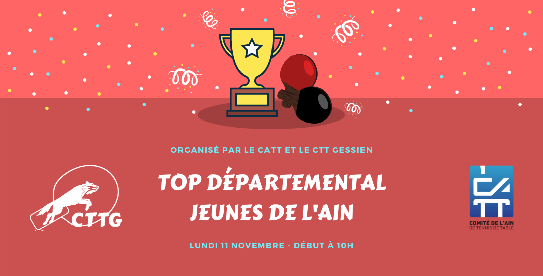 Top Départemental 01