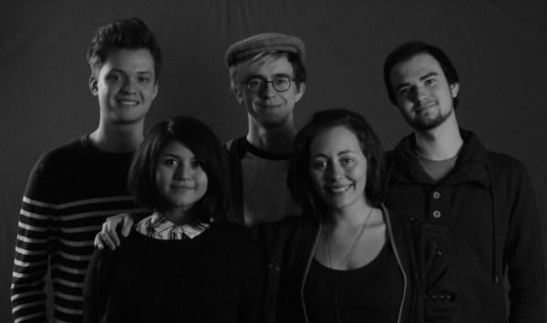 Marian Essl, Sarah Handler, Aljoscha Wuzella, Hannah Molcar, Simon Sageder | © Simon Sageder - Team n-Film