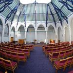 interior United Church Winchester
