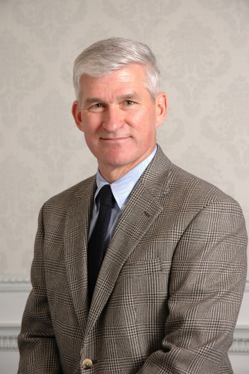 <p>Andrew Bacevich, coronel retirado del ejército de EE.UU y profesor en la Universidad de Boston.</p>