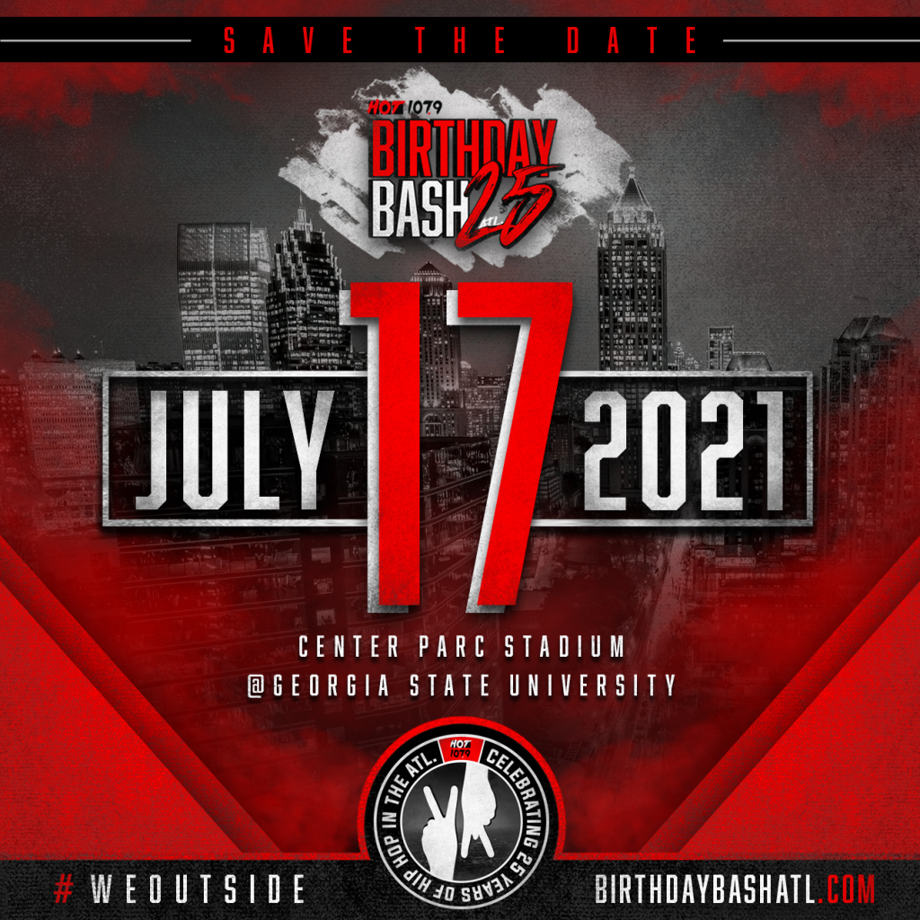 Hot 107 9 Birthday Bash Downtown Atlanta Ga