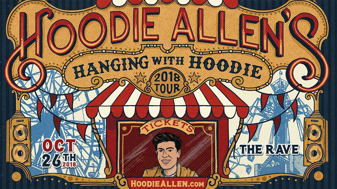 Hoodie Allen's traveling circus comes to town