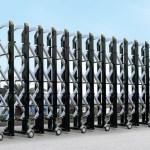 Lắp đặt cửa cổng xếp tại Long Thành Đồng Nai