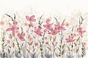 32928 - Elyse Deneige - Watercolor Garden Light