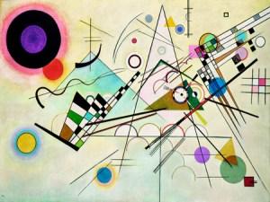 3WK2612 - Kandinsky - Composition VIII