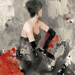 W22262 - Albena Hristova - Beautiful Gaze I Neutral