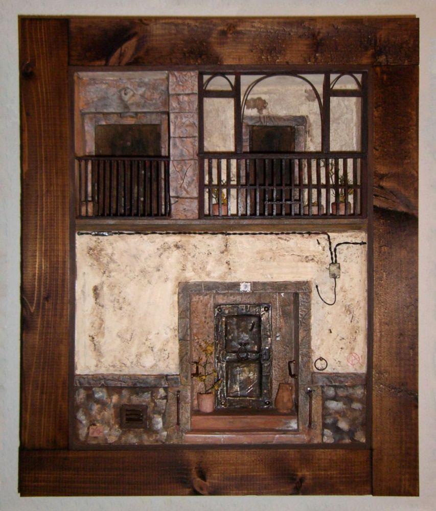 Portal con Dos Balcones (1/6)