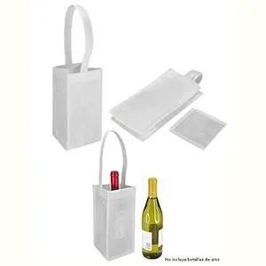 Bolsa Eco vino Sublimación