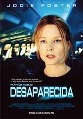 Plan de vuelo desaparecida Jodie Foster