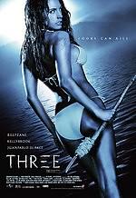 cartel película Three