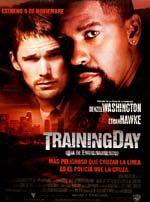 Día de entrenamiento película
