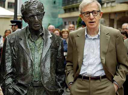 Woody Allen director actor guionista