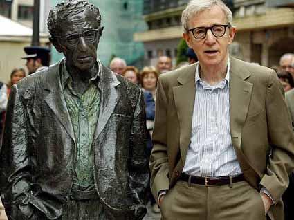 Woody Allen director actor guionista