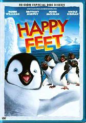 Happy Feet lanzamiento en España el 17 de abril