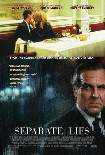 Laberinto de mentiras cartel película