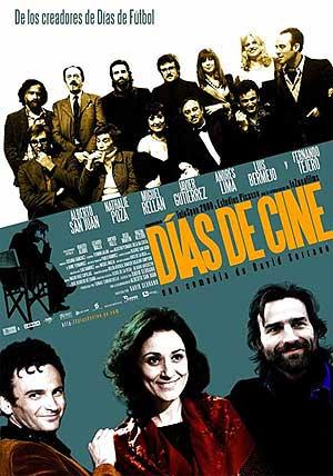 Días de cine cartel película