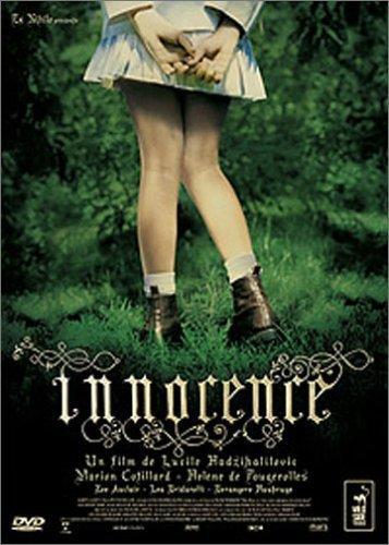 Inocencia cartel película