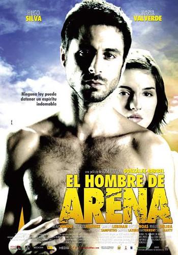 Hugo Silva y María Valverde en El hombre de arena