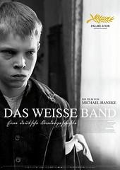La cinta blanca cartel película Michael Haneke