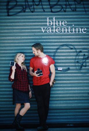 Blue Valentine poster movie