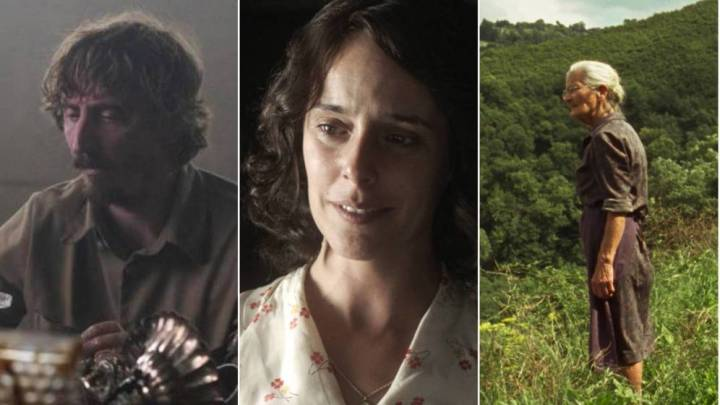 3 candidatas a la premivia de los Oscar
