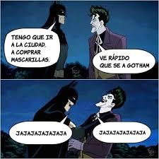 chiste cine batman y joker