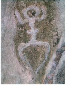 Fotos de Petroglifos de  Ana María Monteron